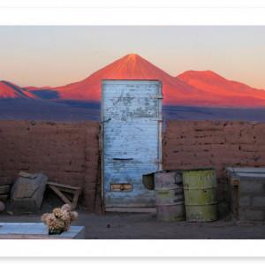 Magnum Editions Poster: San Pedro de Atacama, Chile. 2007.
