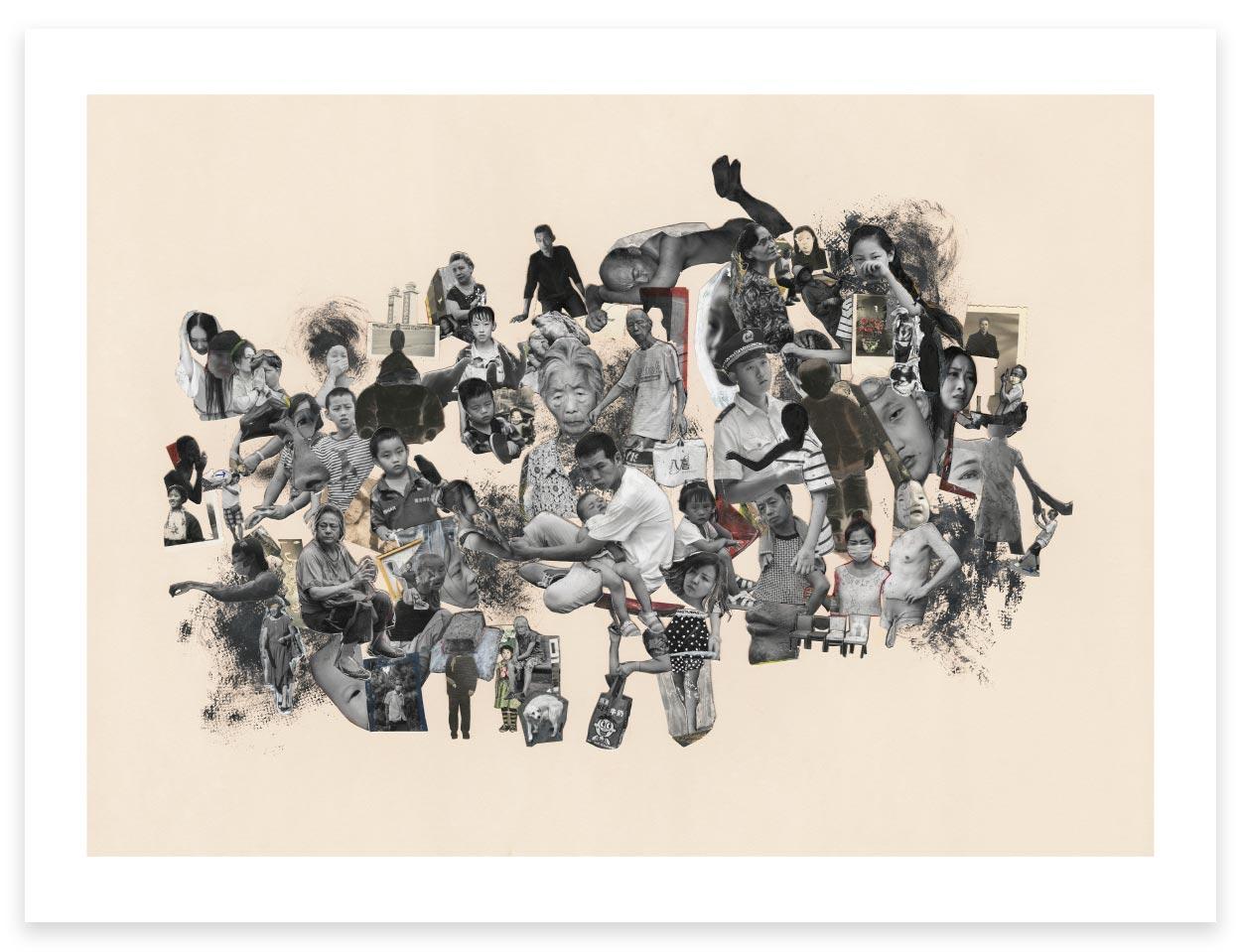 """Magnum Editions Poster: """"Chorus"""" 2018."""
