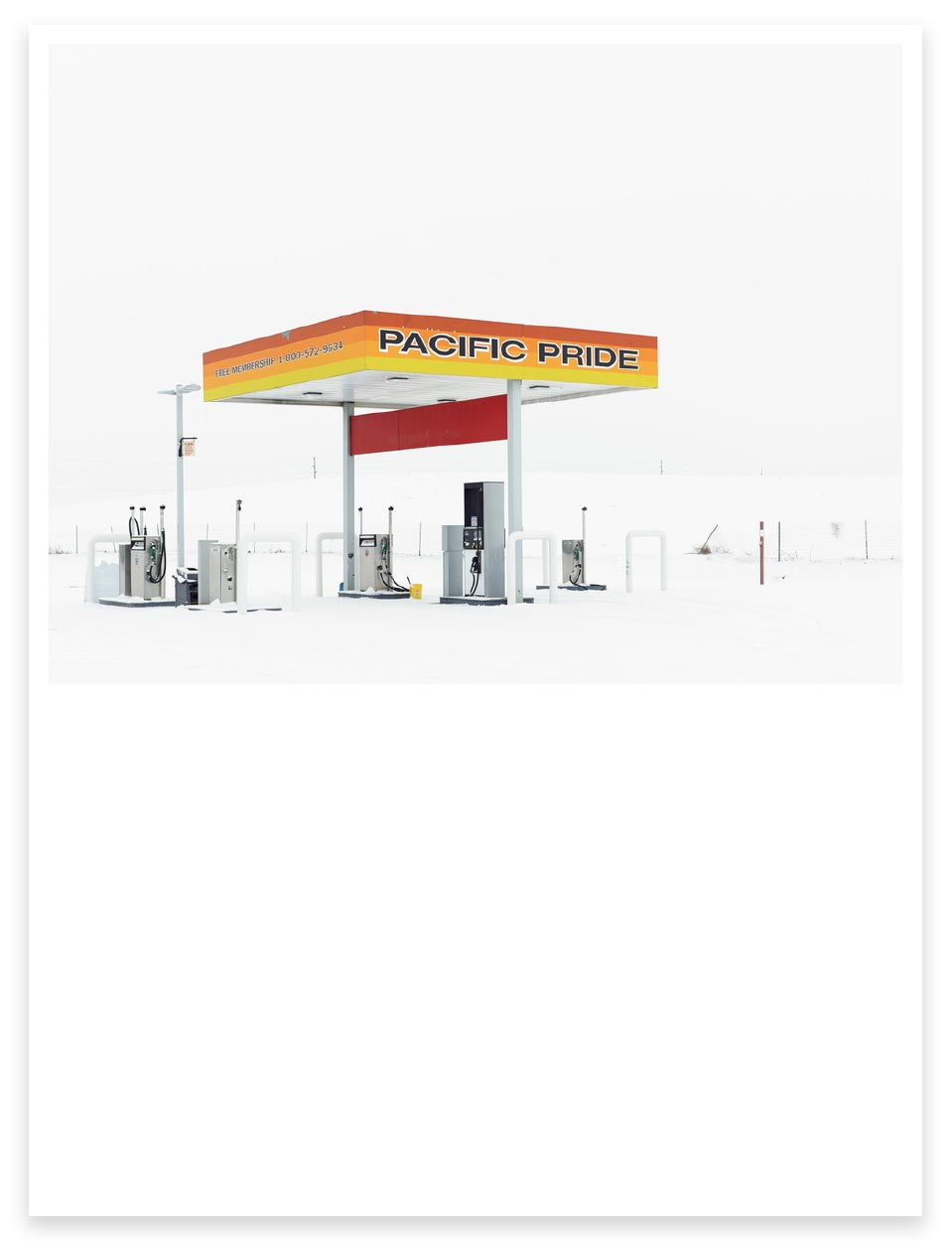 Magnum Editions Poster: Touchet, Washington. 2019.