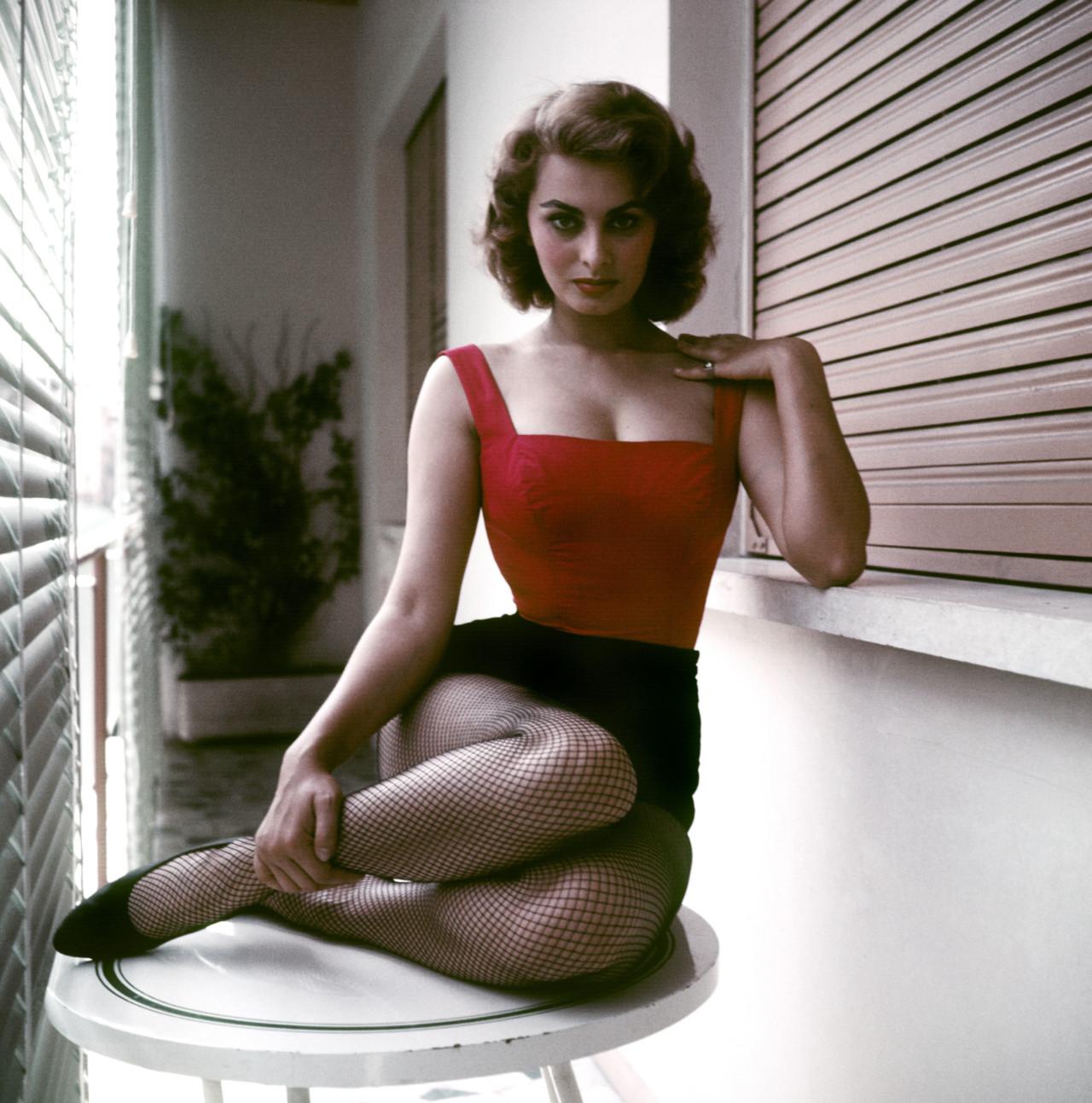 Sophia Loren La Bella Figura Magnum Photos