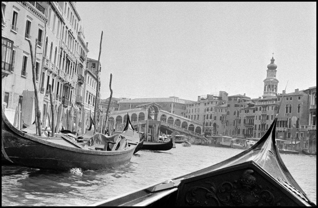 Inge Morath's Venice | Magnum Photos